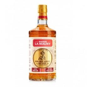 Rum La Mauny Ambré Agricole Martinique 70cl