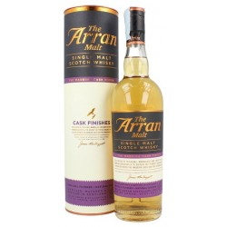 Whisky Arran The Bothy Quarter Cask Batch 4 - 53,8%