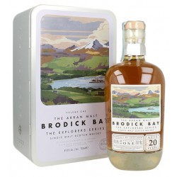 Whisky Arran Explorers' Series Volume I - Brodick Bay - 49,8%