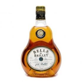 """Liqueur Poire & Cognac """"Belle de Brillet"""" - Brillet"""