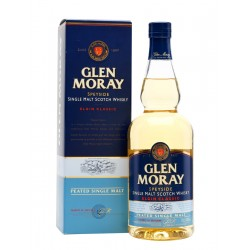 Glen Moray Peated Single Malt Whisky - 40% - 70cl - Astucciato