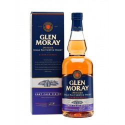 Glen Moray Porto Cask Single Malt Whisky - 40% - 70cl - Astucciato