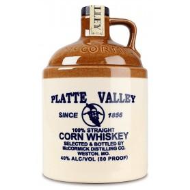 Platte Valley 100% Straight Corn Pure Whisky - 700ml - 40%