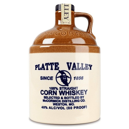 Platte Valley 100% Straight Corn Pure Whisky - 700ml - 40%