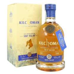 Whisky Kilchoman 100% Islay 8th Edition - 50%