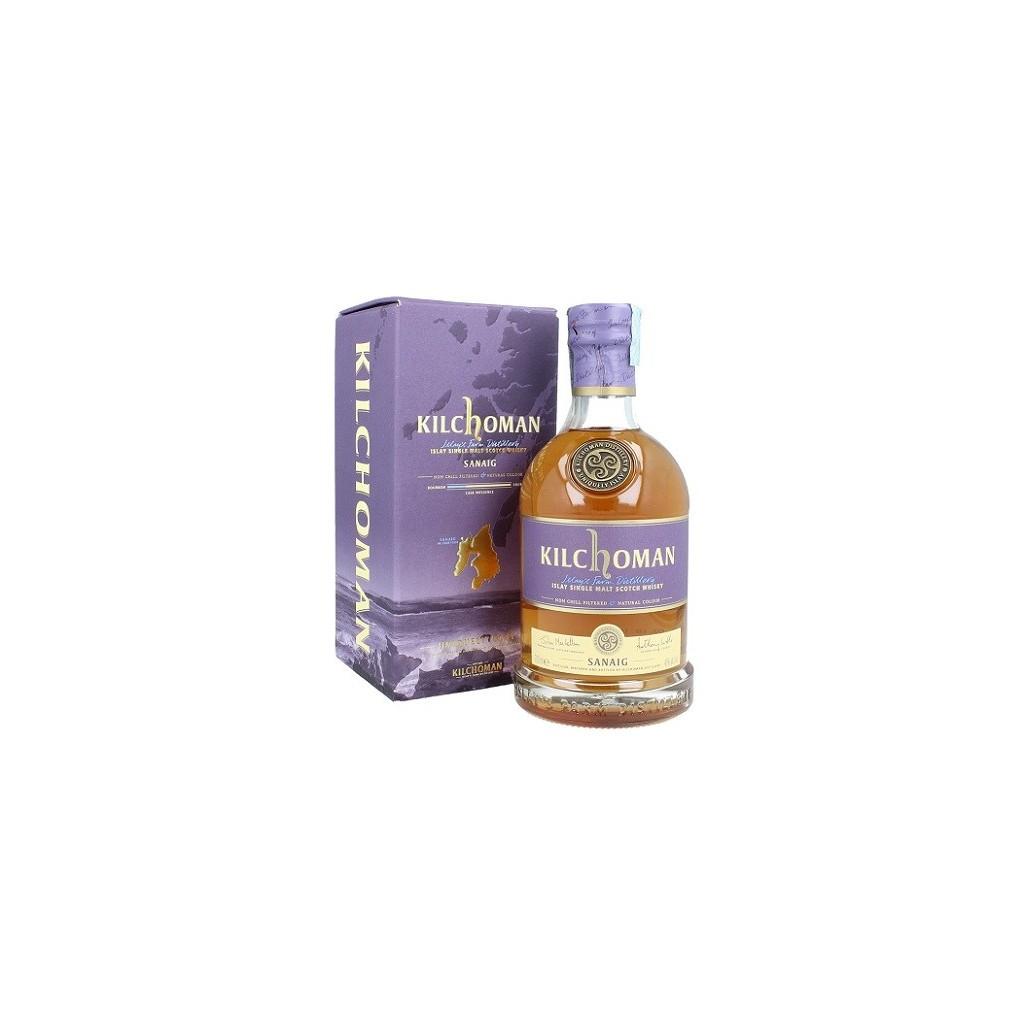 Whisky Kilchoman Sanaig - 46%