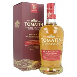 Whisky Tomatin Cask Strength - 57,5%