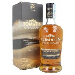 Whisky Tomatin Virtues Wood - 46%