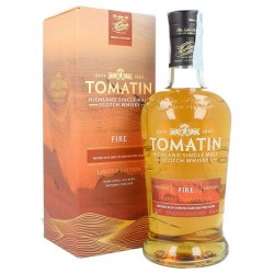 Whisky Tomatin Virtues Fire - 46%