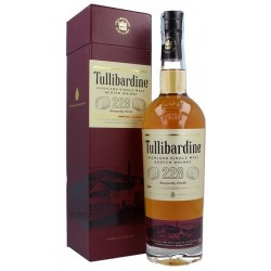 Whisky Tullibardine 228 Burgundy finish - 43%