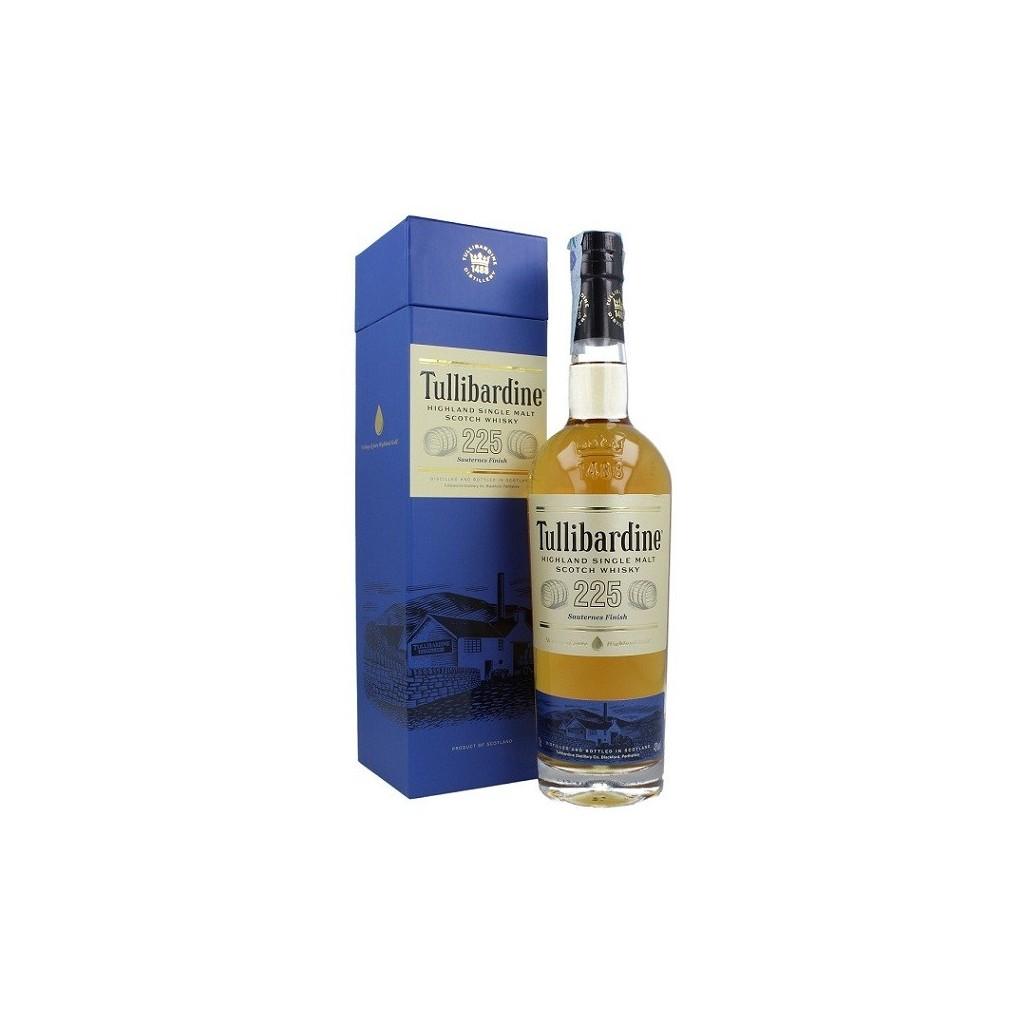 Whisky Tullibardine 225 Sauternes finish - 43%