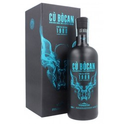 Whisky Cù Bòcan 1988 limited edition - 51,5%