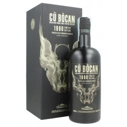 Whisky Cù Bòcan 1990 limited edition - 52,9%