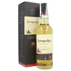 Whisky A.D. Rattray Stronachie 10 YO - 43%lay - 46%