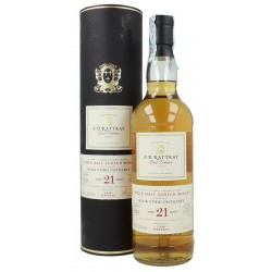 Whisky A.D. Rattray Blair Athol Bourbon Hogshead 21 YO - 63%