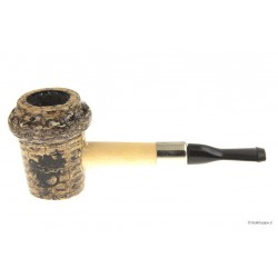 """""""Jesse James"""" Corn Cob pipe"""