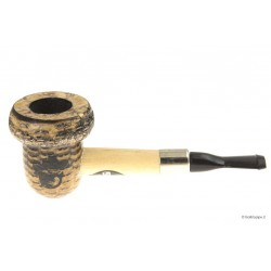 """Coleyounger"" Corn Cob pipe"