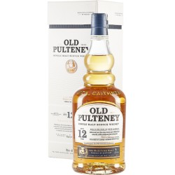Whisky Old Pulteney 12 YO Single Malt - 40%
