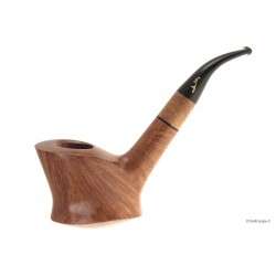 Savinelli Autograph grado 8 - Bent Billiard - filtro 6mm