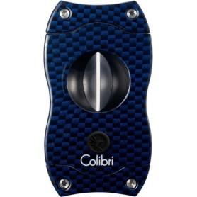 Cortapuros V Colibri - carbon fiber rojo