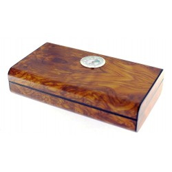 Humidor for Toscani cigar - Crocodile