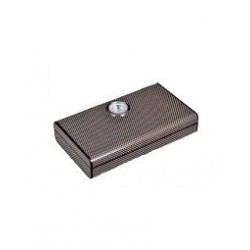Humidor for Toscani cigar - carbon fiber