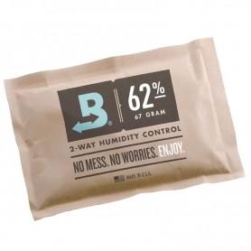 Boveda 67 gr - Sistema controllo umidità - 62%