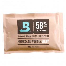 Boveda Large (67 gram) 2-Way Humidity Control Pack - 58%