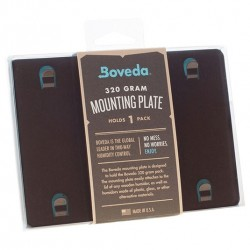 Boveda - Support for Plate Installation 320 grammes
