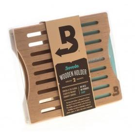 Boveda - Wood Holder per 2 Boveda da 60 grammi
