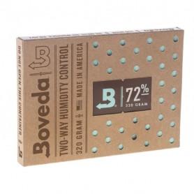 Boveda 320 gr - Sistema controllo umidità - 72%