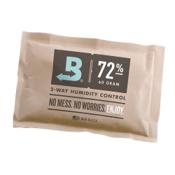 Boveda Large (60 gram) 2-Way Humidity Control Pack - 72%