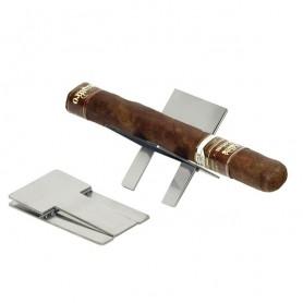 Pose de cigarro plegable de bolsillo grande