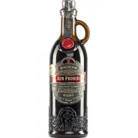 Rum Prohibido Solera 15 YO - 70 cl - 40%