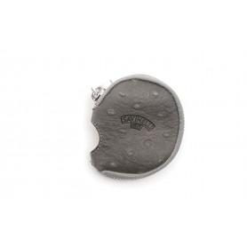 Coprifornello Savinelli in pelle - Grey