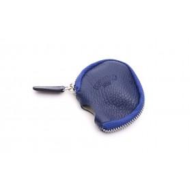 Coprifornello Savinelli in pelle - Blu
