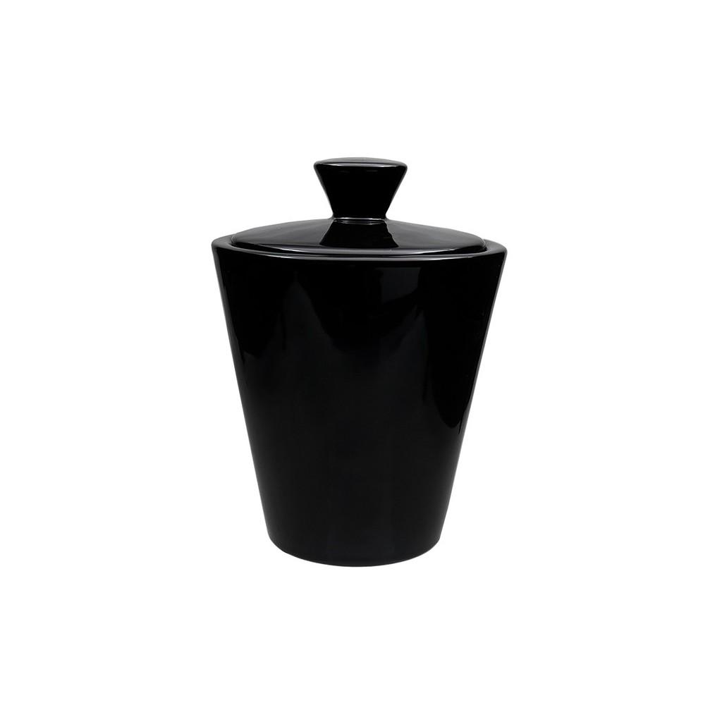 Jarros porta tabaco de cerámica Savinelli - Negro