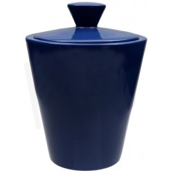 Savinelli Ceramic Tobacco jar - Blue