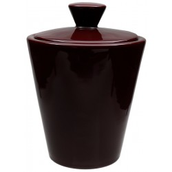 Savinelli Ceramic Tobacco jar - Bordeaux