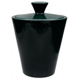 Vaso porta tabacco Savinello in ceramica - Verde