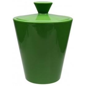 Vaso porta tabacco Savinello in ceramica - Verde Lime