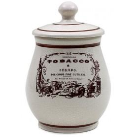 """Pot en céramique Savinelli pour tabac Vintage """"Segar"""""""