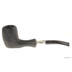 Dunhill Shell Briar group (4) with silver a/m (2018)