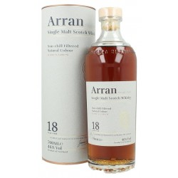 Whisky Arran Single Malt 18 YO - 46%
