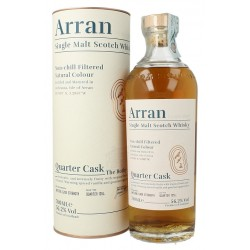 Whisky Arran Single Malt Quarter Cask The Bothy - 56,2%