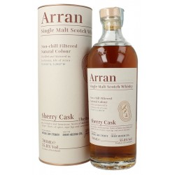 Whisky Arran Single Malt Sherry Cask The Bodega - 55,8%