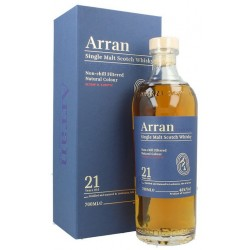 Whisky Arran Single Malt 21 YO Batch 1 - 46%