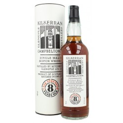 Whisky Kilkerran 8 YO Cask Strength batch 4 - 57,1%