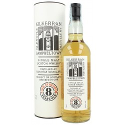 Whisky Kilkerran 8 YO Cask Strength batch 3 - 56,5%