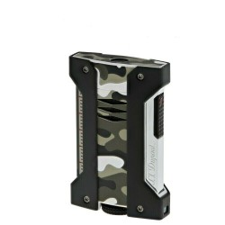 S.T. Dupont Defi Extreme Jet Flame Lighter - Camouflage